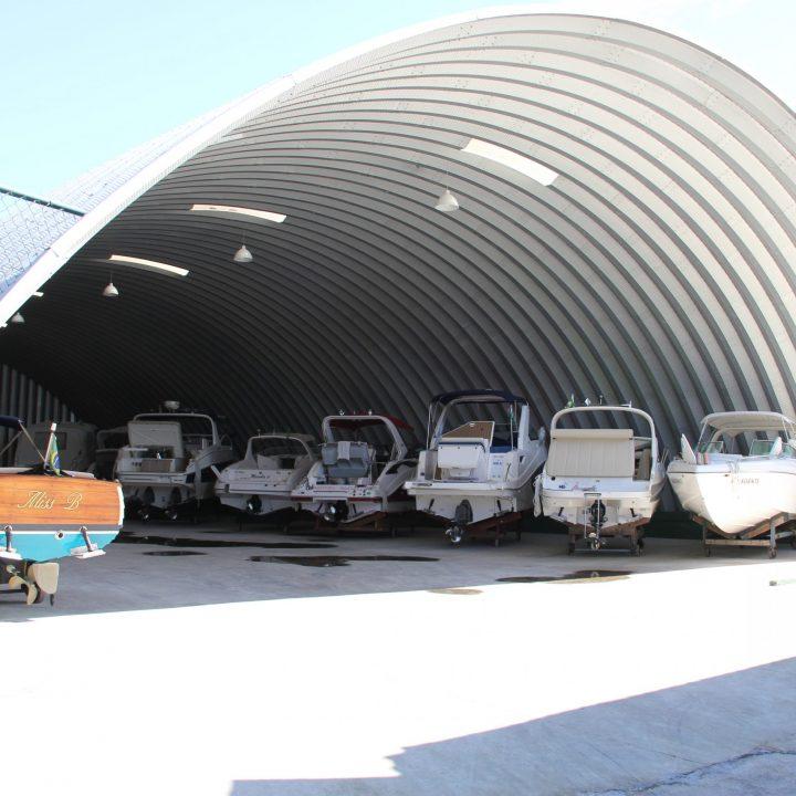 Hangares / Marinas 10