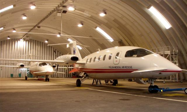 Hangares / Marinas 7