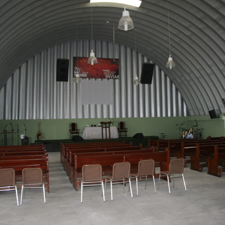 Templos / Auditórios / Ginásios 4